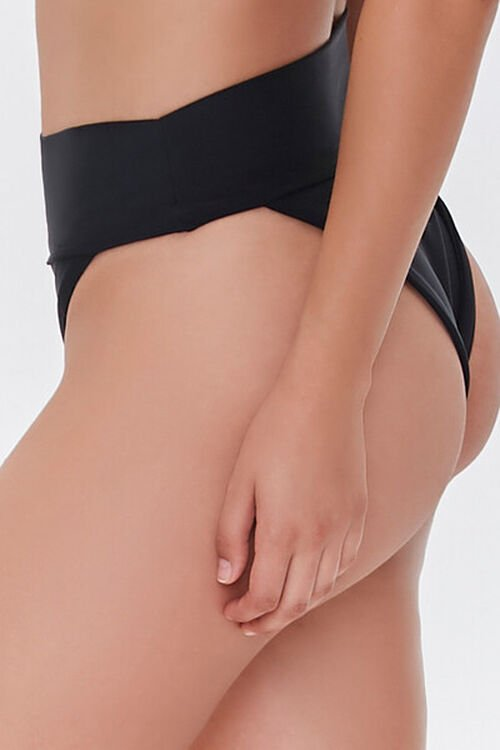 High-Waist Bikini Bottoms, image 3