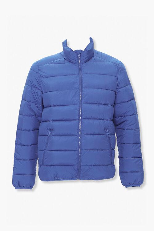 Funnel Neck Puffer Jacket, image 1