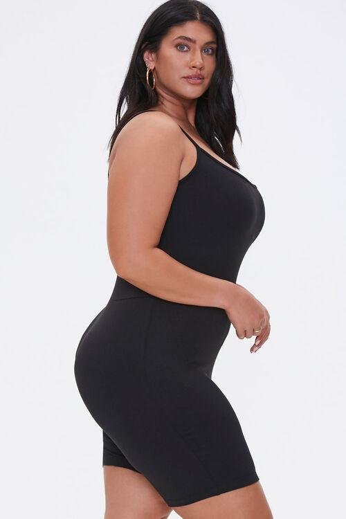 Plus Size Cami Romper, image 2