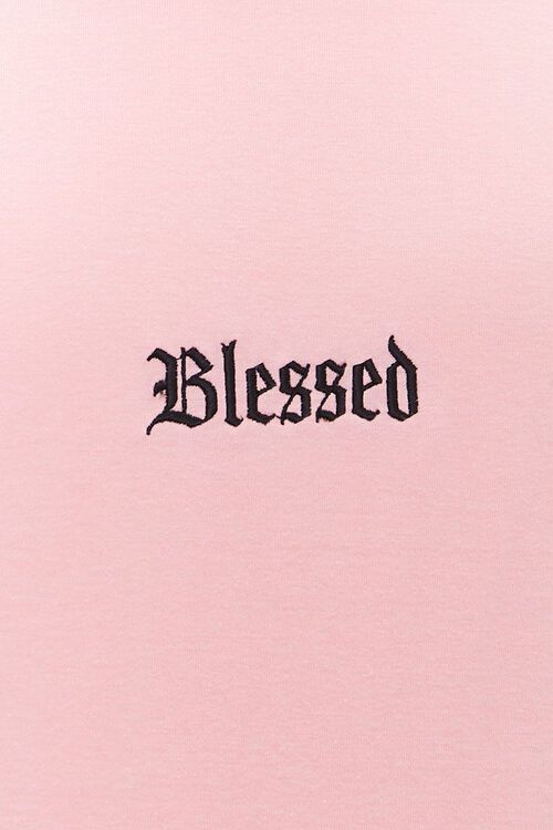 Blessed Embroidered Graphic Tee, image 3