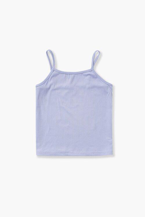 Girls Cami & Cardigan Sweater Set (Kids), image 4