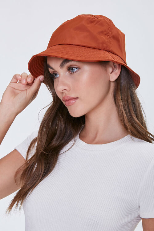 Channel-Stitched Bucket Hat, image 1