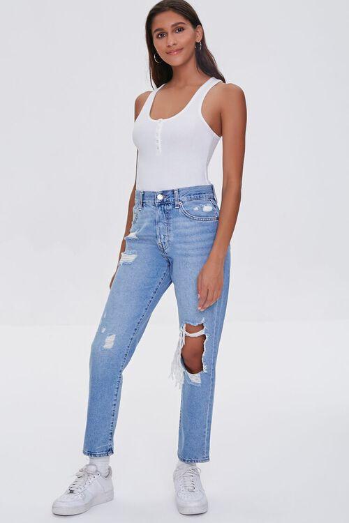 Premium Classic Mom Jeans, image 1