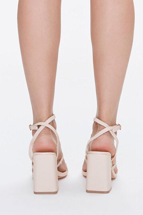 Strappy Block Heels, image 3