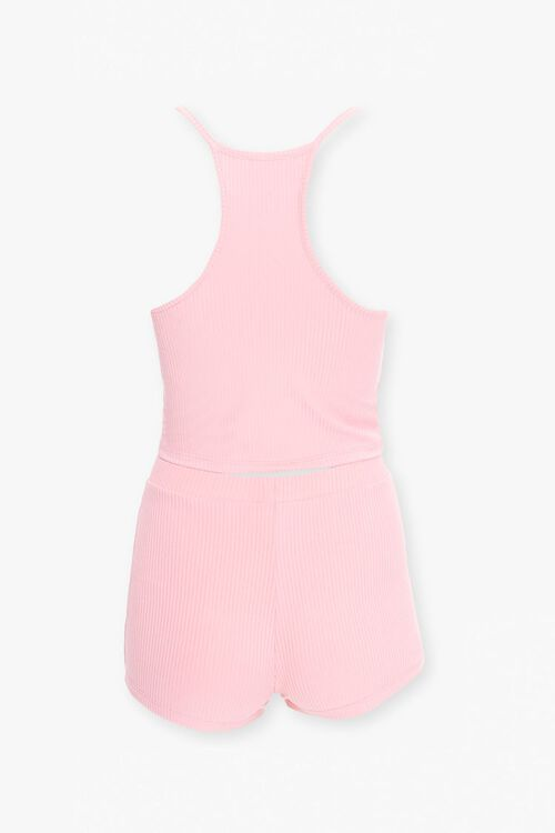 Cropped Cami & Shorts Set, image 2