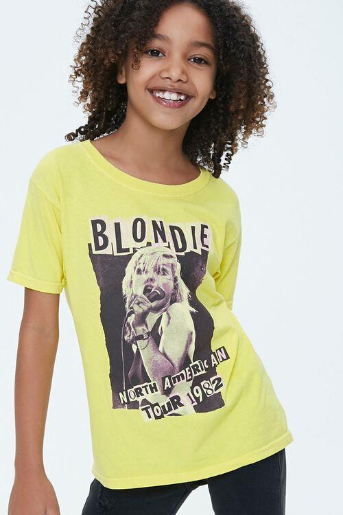 Girls Blondie Graphic Tee (Kids), image 1