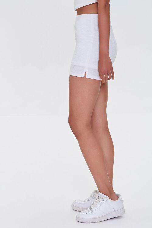 Vented Mini Skirt, image 3