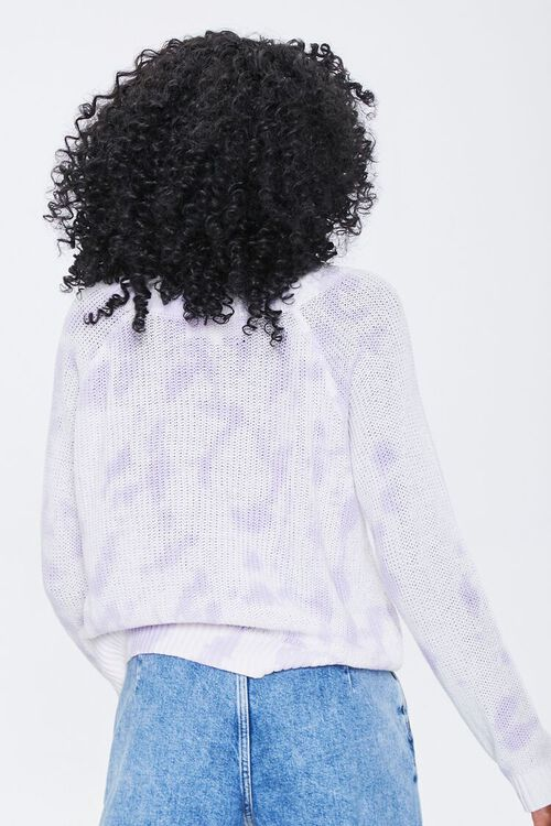 Cloud Wash Open-Knit Sweater, image 3