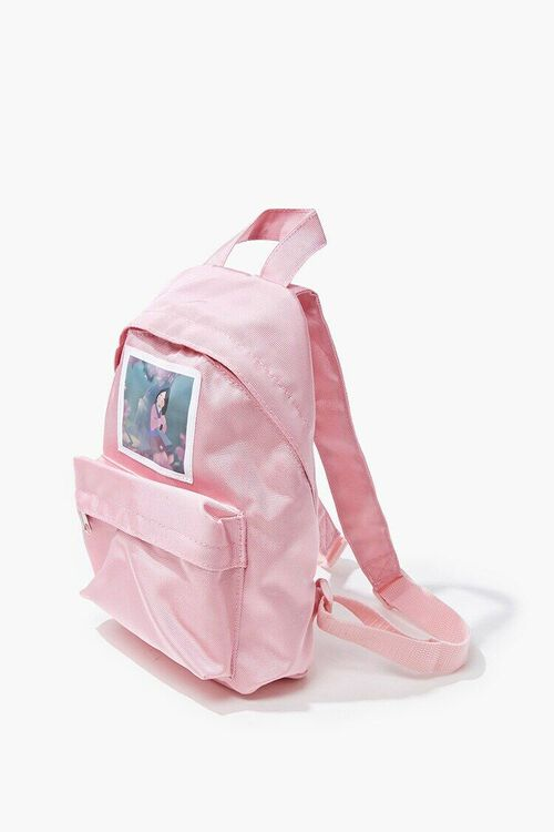 Girls Mulan Backpack (Kids), image 2