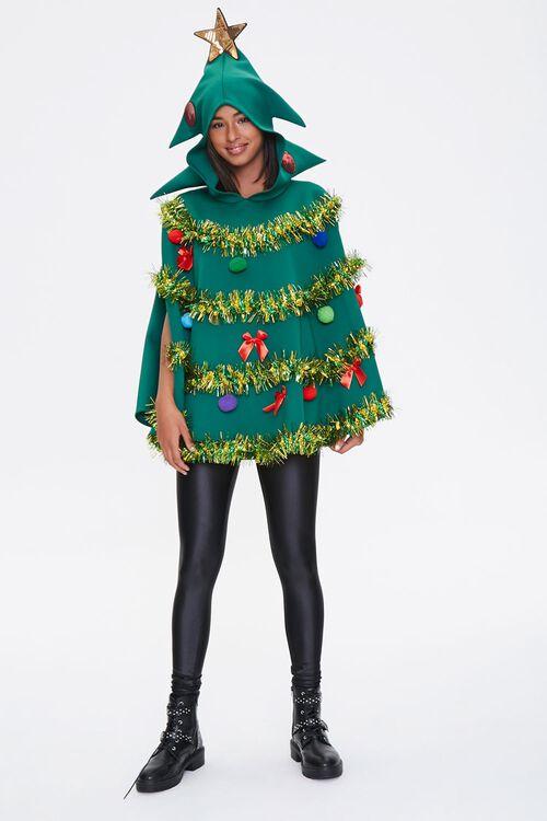 Christmas Tree Poncho, image 5