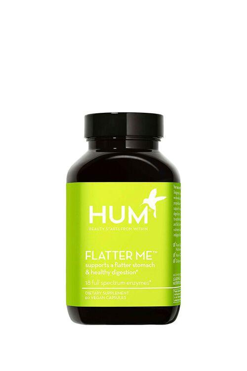 GREEN Hum Nutrition Flatter Me - Digestive Enzyme Supplement, image 1