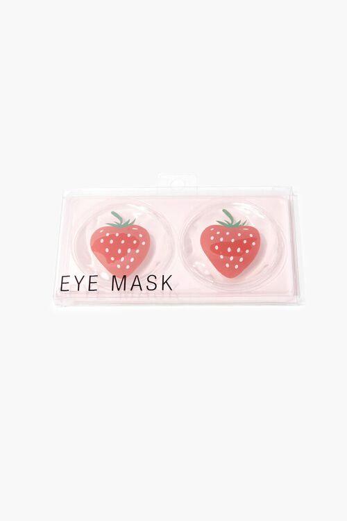 Strawberry Eye Mask, image 2