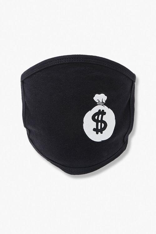 Men Money Bag Face Mask, image 3