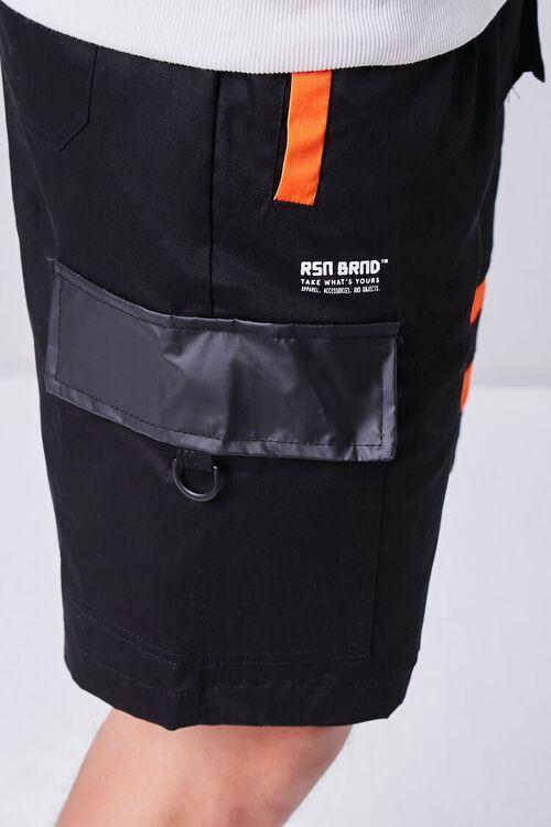 Reason Colorblock Cargo Shorts, image 6