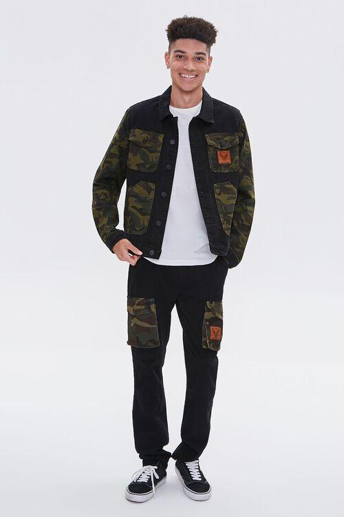 Reason Camo Cargo Jeans, image 5