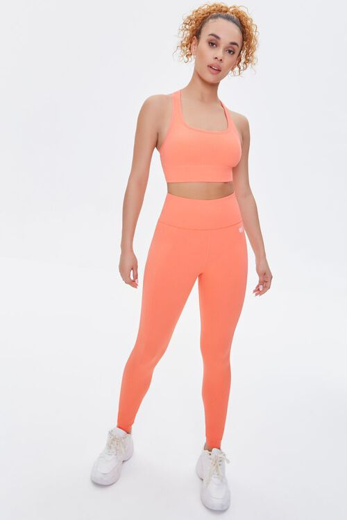 Active Seamless High-Rise Leggings, image 5