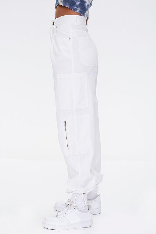 Zip-Pocket Cargo Pants, image 3