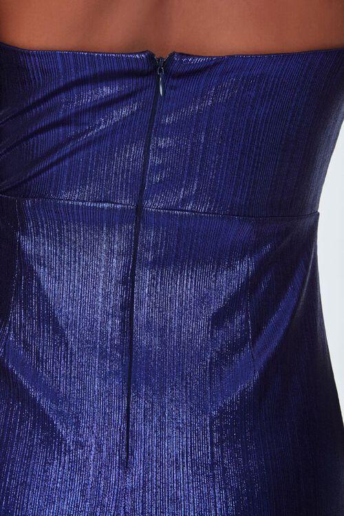 Metallic Maxi Dress, image 5