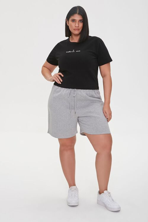 Plus Size Adore Me Graphic Tee, image 4