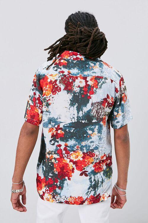 Abstract Floral Print Shirt, image 3