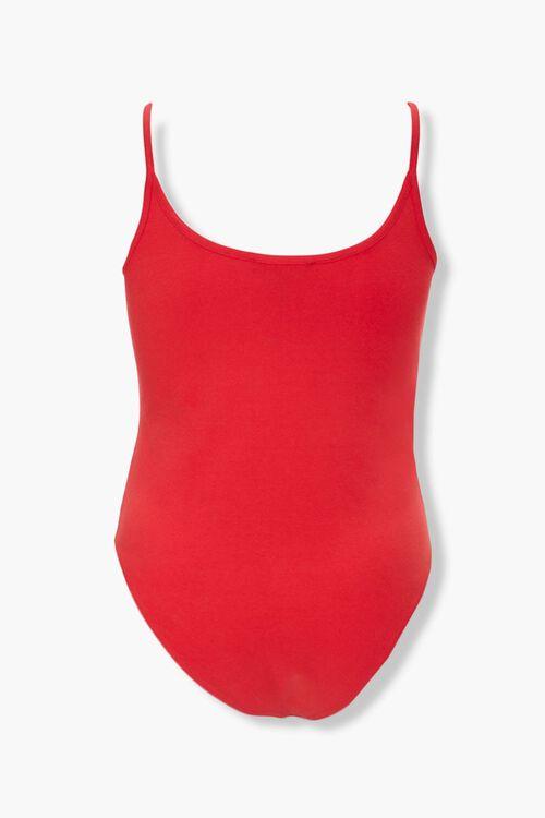 Plus Size Cami Bodysuit, image 3
