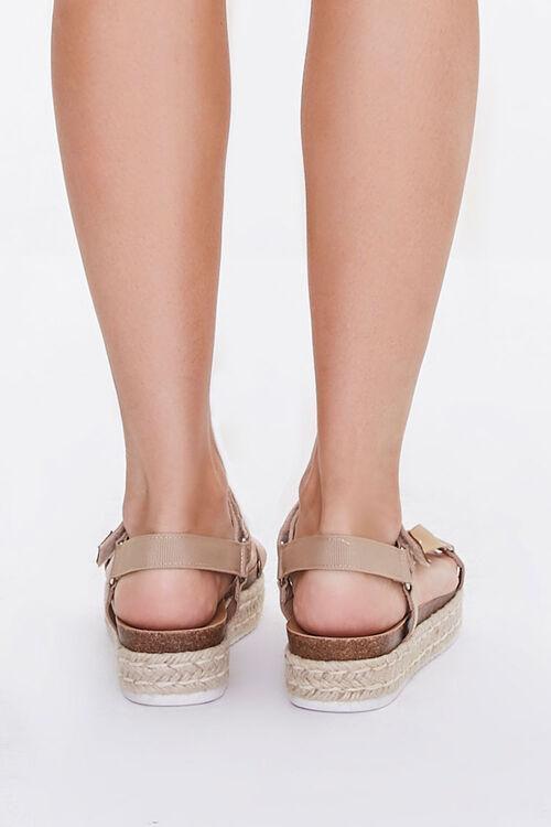 Caged Espadrille Sandals, image 3