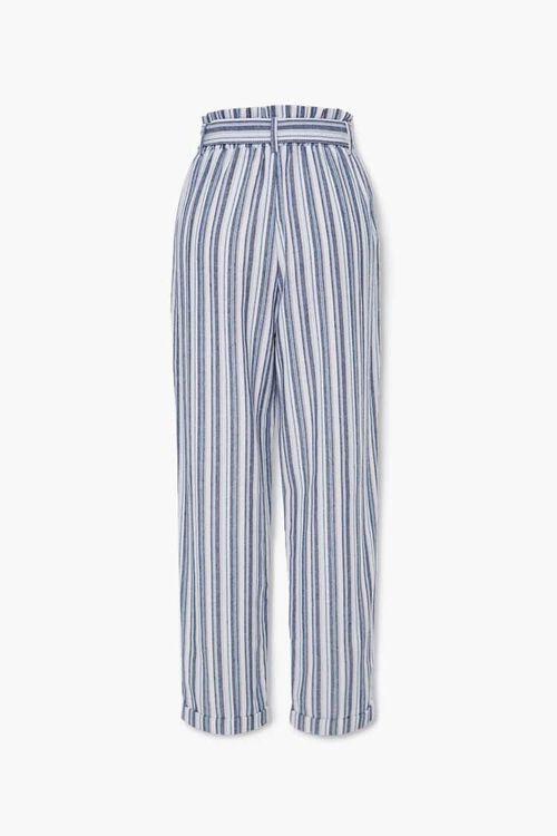Striped Paperbag Pants, image 2