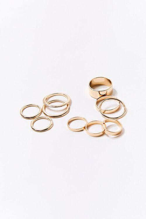 Smooth Ring Set, image 2