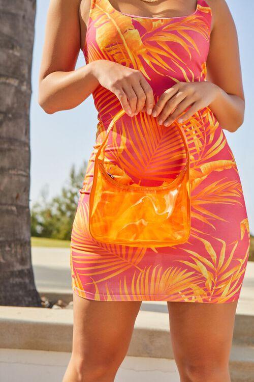 Forever 21 Translucent Shoulder Bag, image 1