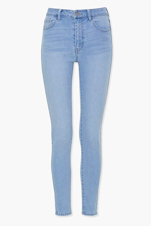 Mid-Rise Skinny Jeans, image 1