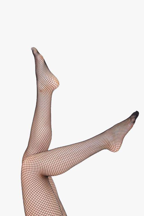 Sheer Fishnet Tights, image 1