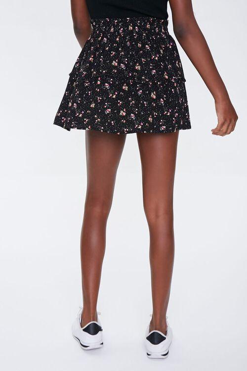 Floral Mini Skirt, image 4