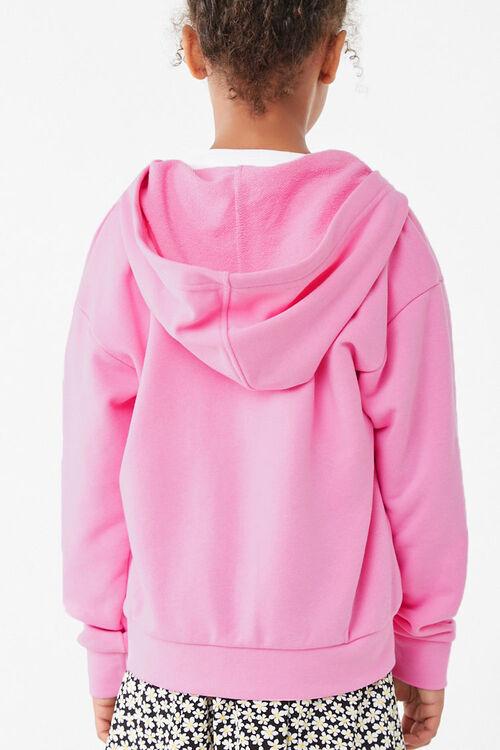 Girls Zip-Up Hoodie (Kids), image 3