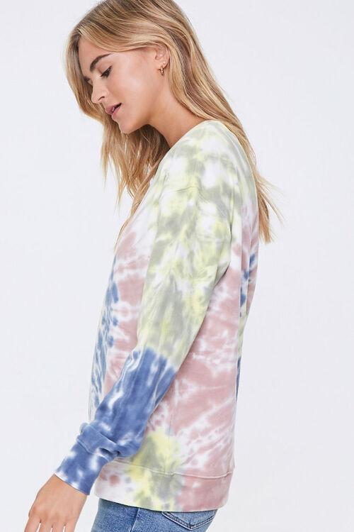 Tie-Dye Wash Sweatshirt, image 2