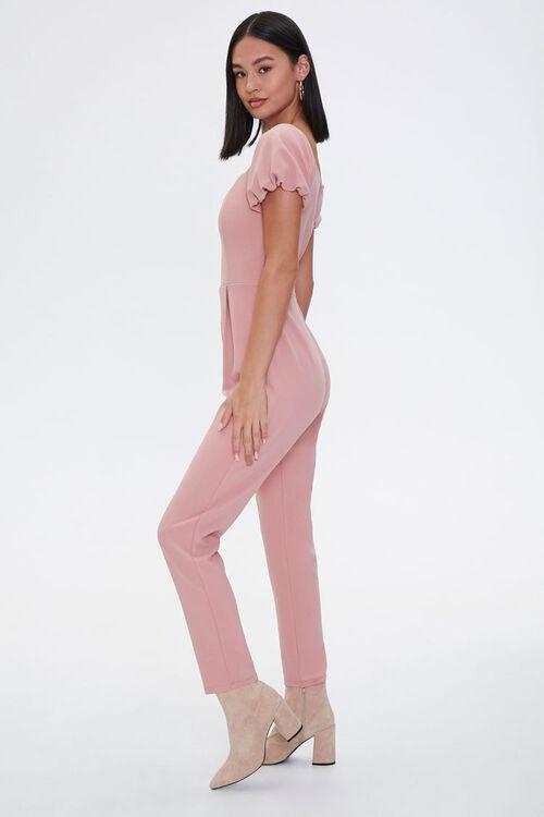 Puff-Sleeve Jumpsuit, image 2