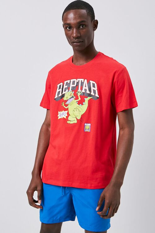 Reptar Graphic Tee, image 1