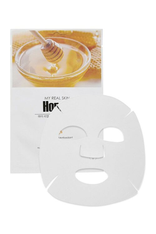 WHITE Honey Face Mask, image 1