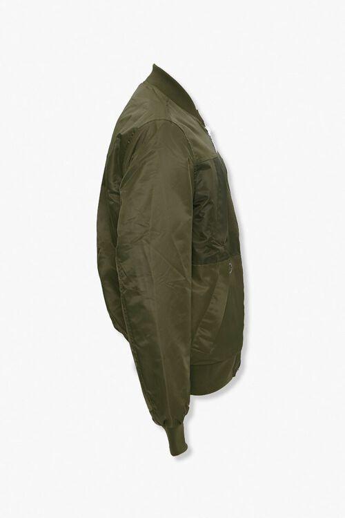 Zip-Up Bomber Jacket, image 2