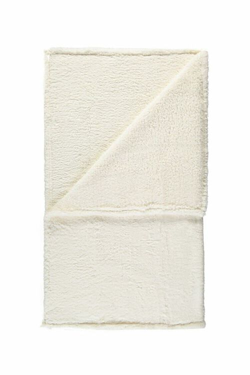 Faux Sherpa Throw Blanket, image 3