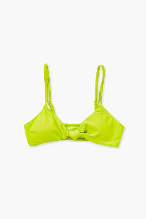 Knotted Bikini Top, image 4