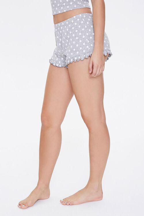 Polka Dot Pajama Shorts, image 3