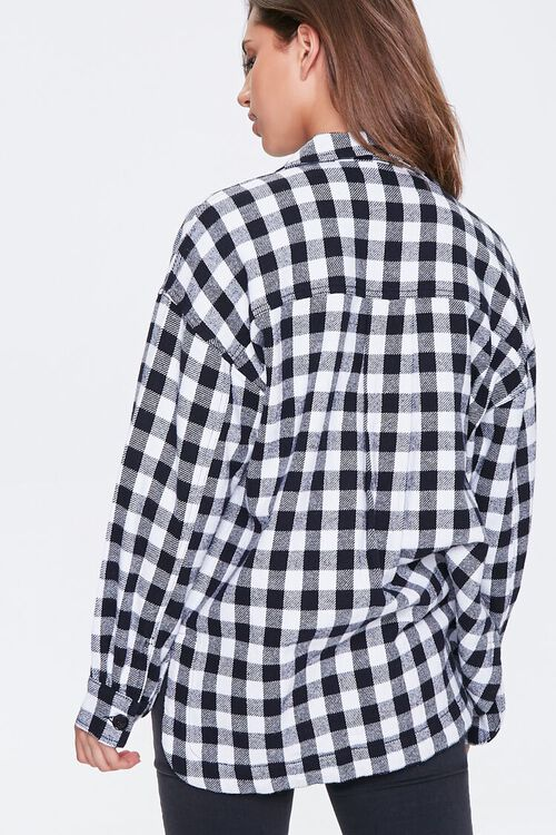 Checkered Flap-Pocket Jacket, image 3
