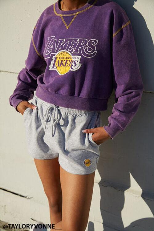 Los Angeles Lakers Shorts, image 1
