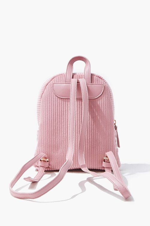 Ribbed Mini Backpack, image 3
