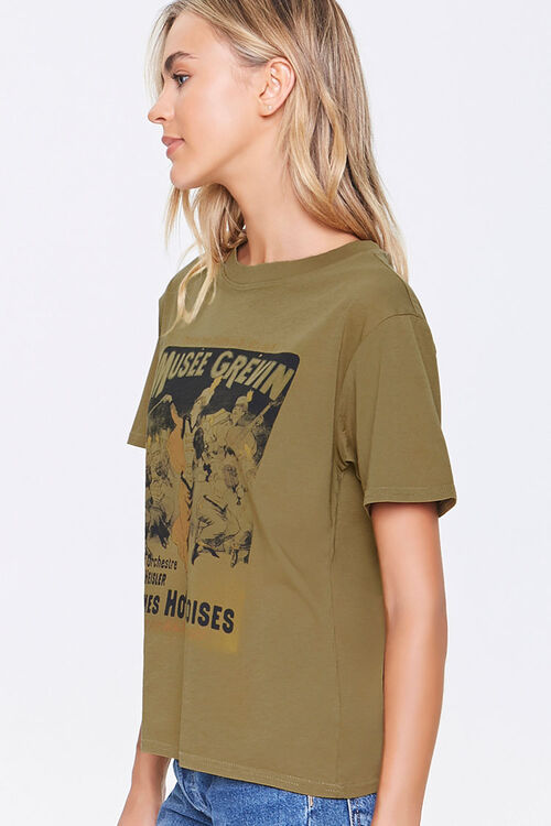 Musee Grevin Graphic Tee, image 2