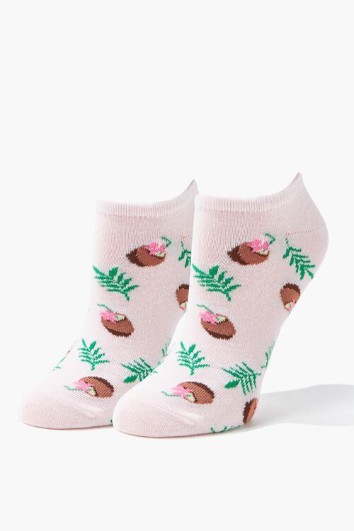 Coconut Ankle Socks, image 1