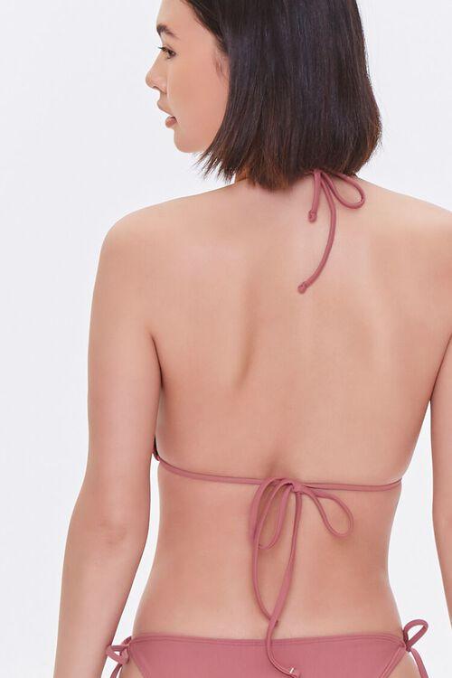 Triangle String Bikini Top, image 4