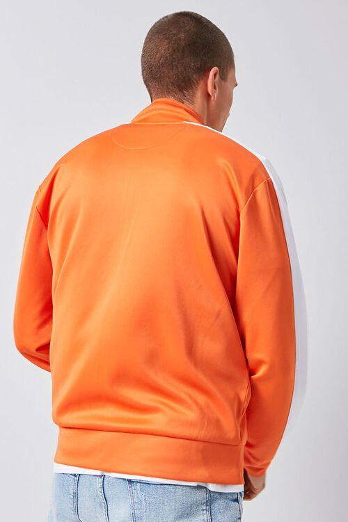 Striped-Trim Zip-Up Jacket, image 3