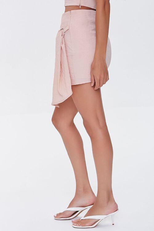 Overlay O-Ring Mini Skirt, image 3