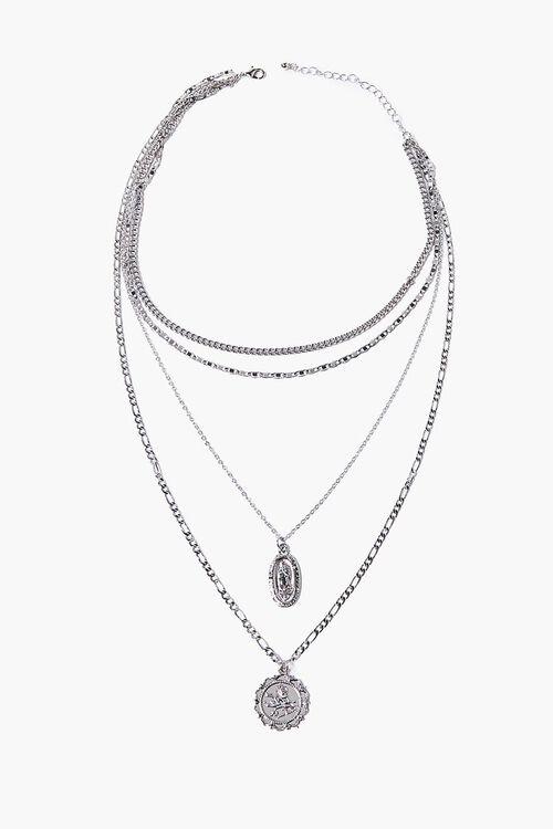 Iconograph Pendant Layered Necklace, image 2